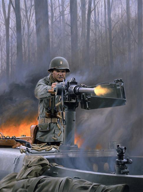 Audie Murphy Medal of Honor Recipient
