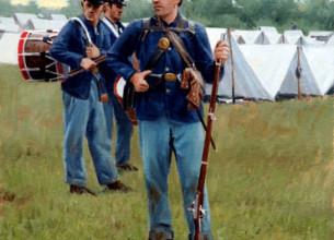 A Veteran at 17