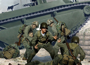 Unknown Heroes of WWII, Navy Corpsman