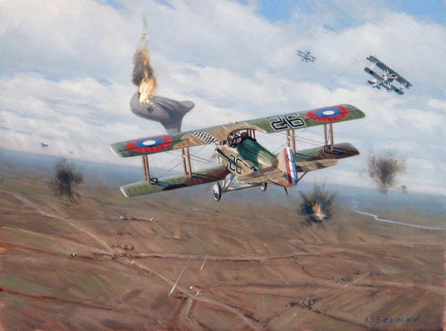 Frank Luke Medal of Honor WWI