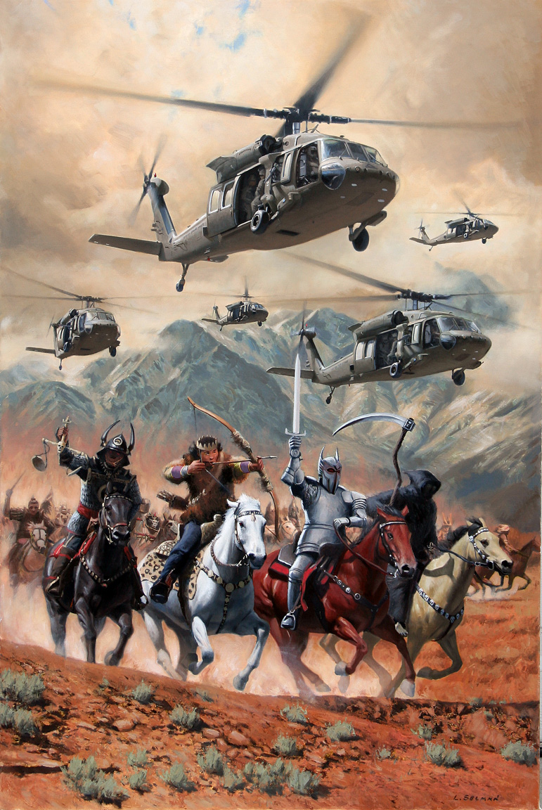 The Apocalypse 3-501 Assault Helicopter Battalion